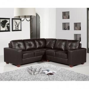 Corner leather sofas at trade prices